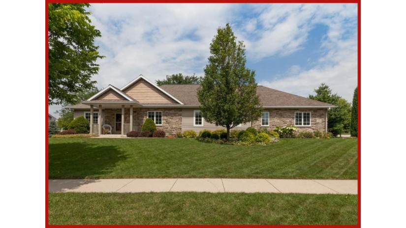 155 Pinnacle Dr Lake Mills, WI 53551-2000 by RE/MAX Community Realty $415,000