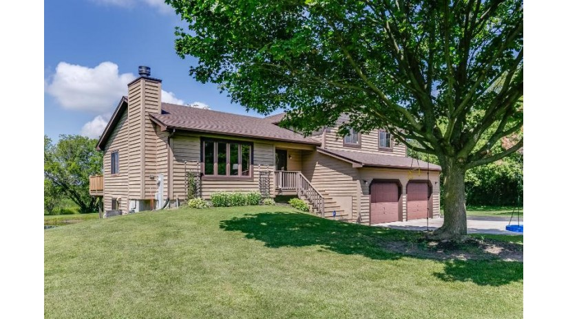 12400 Bristol Rd Bristol, WI 53104-9233 by RE/MAX Newport Elite $449,900