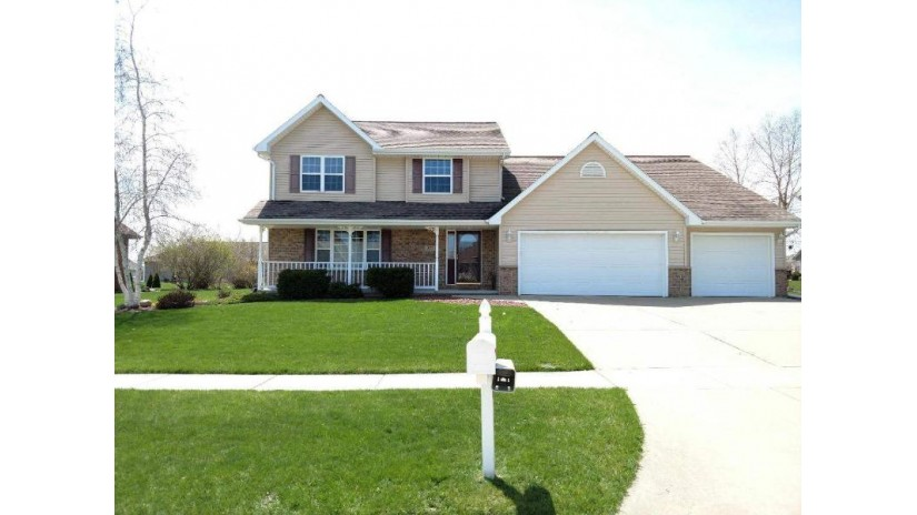 373 SOUTHERN STAR Lane DePere, WI 54115-9384 by Ronald J. Sinclair Construction LLC $287,900