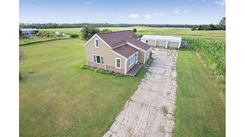E3291 Townline Road Carlton, WI 54216-9656 by Town & Country Real Estate $125,000