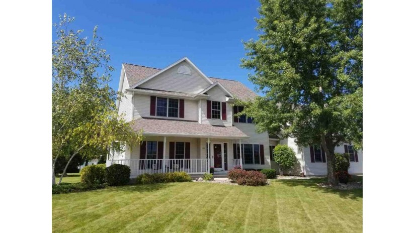 812 ESTATE Drive Fond Du Lac, WI 54935-9716 by Roberts Homes and Real Estate $324,900