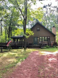 N1598 Rainbow Road, Menominee, WI 54513-5