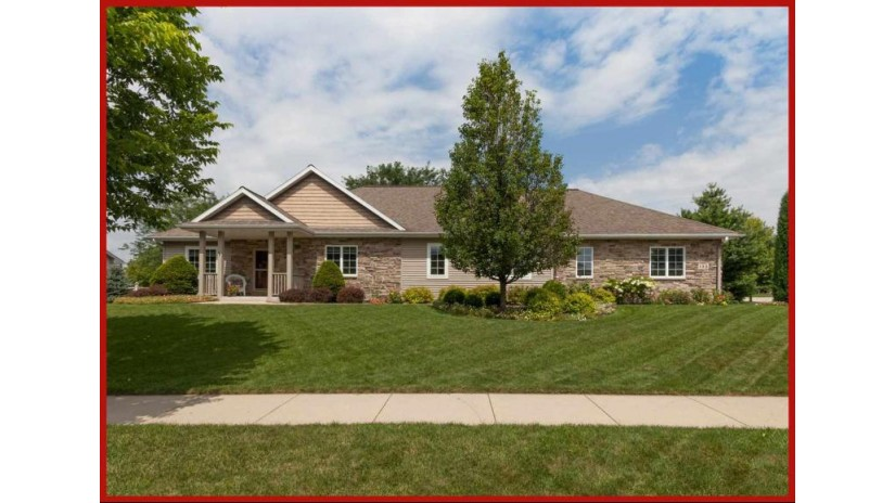 155 Pinnacle Dr Lake Mills, WI 53551 by Re/Max Community Realty $415,000