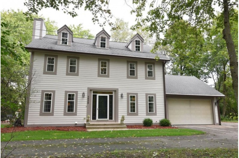 Classic Saltbox Colonial