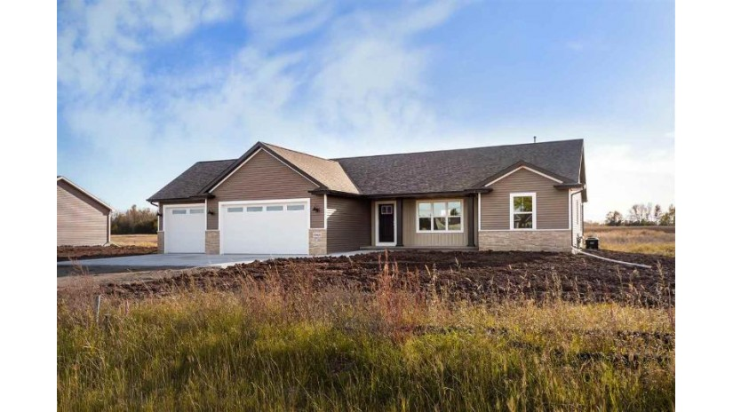 5343 PASTURE Lane Omro, WI 54963-0000 by First Weber Group $289,900