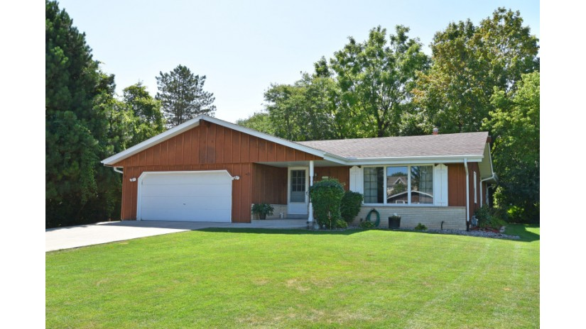 4193 W Woodale Ave Brown Deer, WI 53209-1743 by Shorewest Realtors $209,900