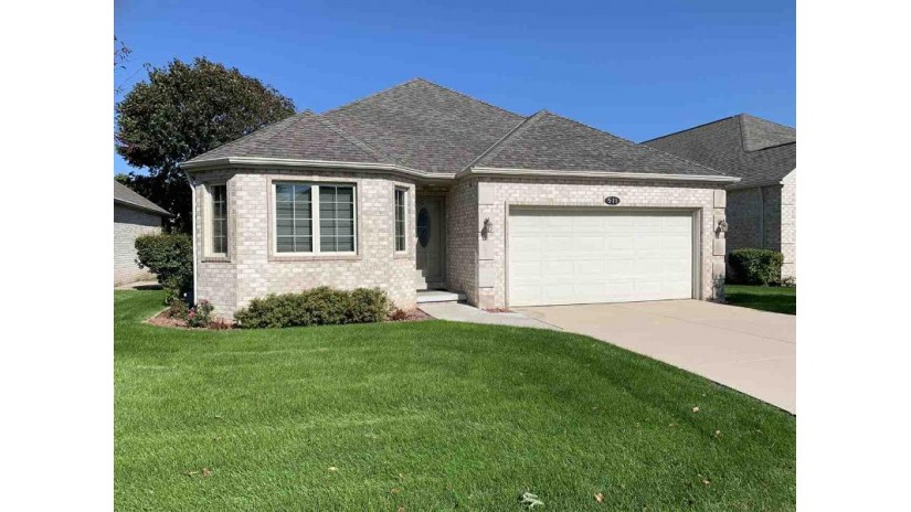 511 N Langlade Court Allouez, WI 54301-1591 by Coldwell Banker Real Estate Group $269,900