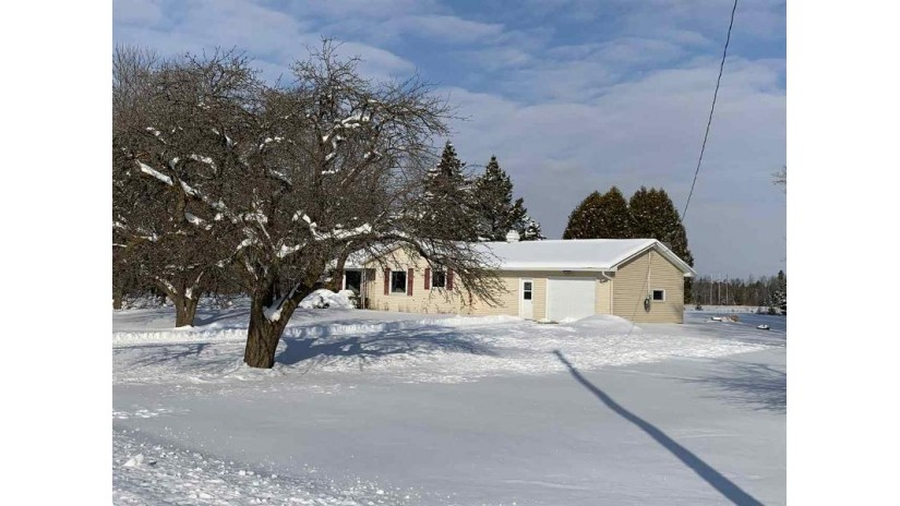 5300 Silverdale Road urge鱼湾,WI 54235 by ERA Starr Realty $ 159,000