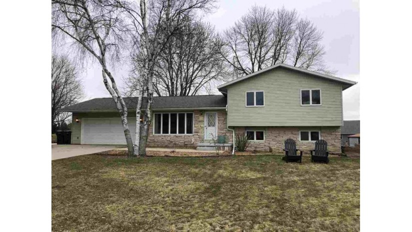 134 Hilltop Dr Fall River, WI 53932 by Starritt-Meister Realty, Llc $254,900