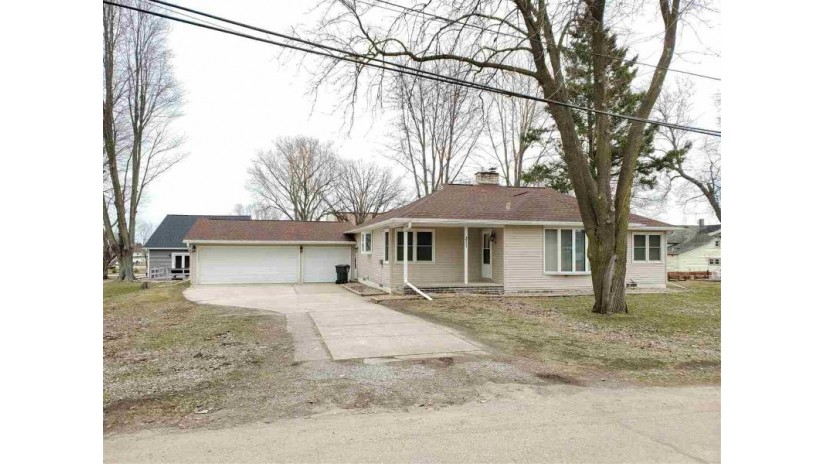 311 Prospect Street Bear Creek, WI 54922 by Coldwell Banker Real Estate Group $139,900