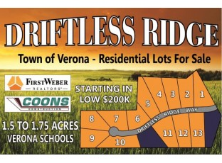 L6 Driftless Ridge Way Verona, WI 53593