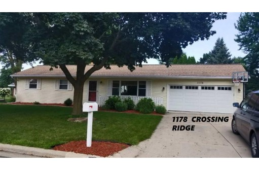 1178 Crossing Ridge Tr, Sun Prairie, WI 53590