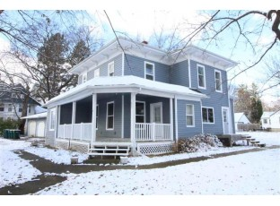 400 Milwaukee Rd Clinton, WI 53525-9408