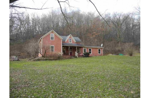 S11691 Badger Rd, Spring Green, WI 53588