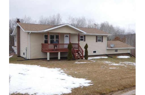 14704 Valley View Rd, Mount Hope, WI 53816