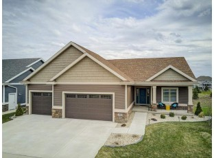 2594 Kildare Dr Waunakee, WI 53597-123