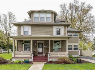 327 W Liberty St Evansville, WI 53536