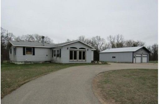 2132 7th Dr, Grand Marsh, WI 53936