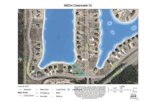 N8034 Clear Water Dr, New Lisbon, WI 53950