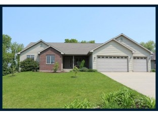 616 Drumlin Tr Cambridge, WI 53523-8602