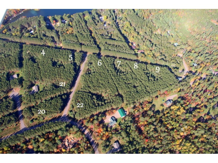 LOT 9 Old Hwy 51, Arbor Vitae, WI by First Weber Real Estate $34,900