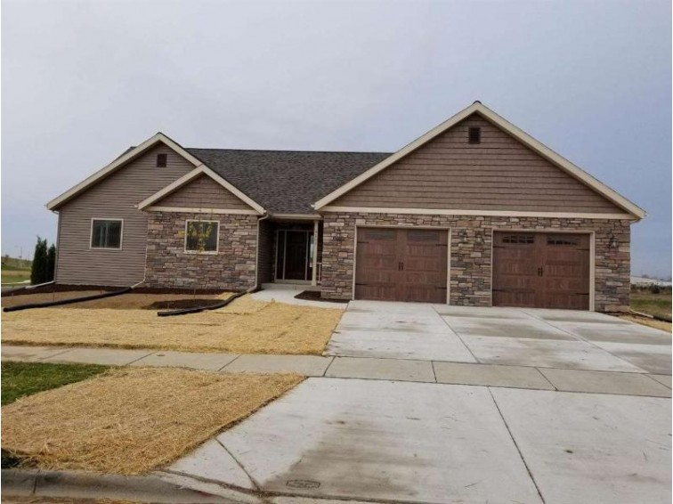 4130 Great Bridge Dr, Deforest, WI by First Weber Real Estate $389,900