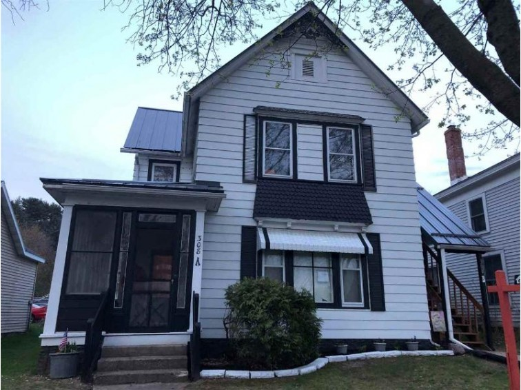 308 Center St, Wonewoc, WI by First Weber Real Estate $109,900
