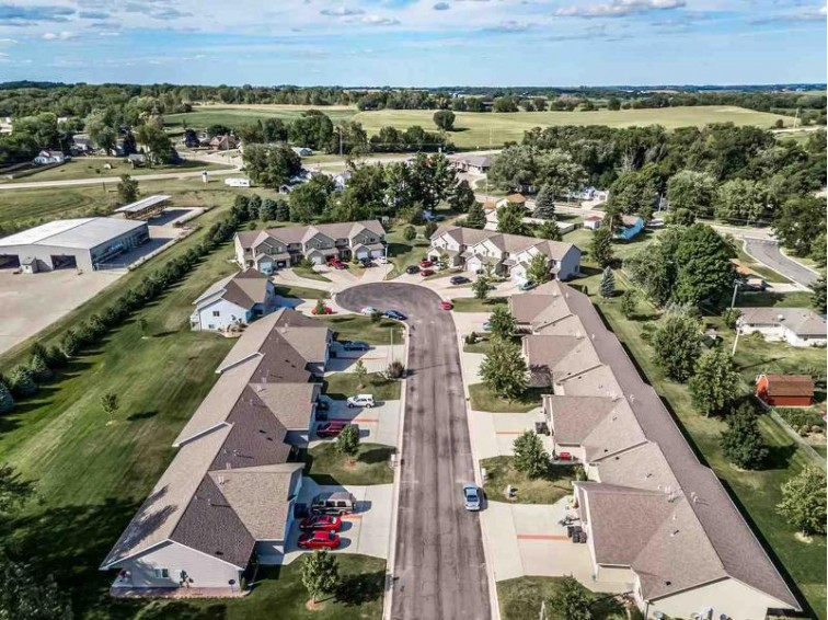 111 Sater Drive Orfordville, WI 53576 by First Weber Real Estate $3,999,000