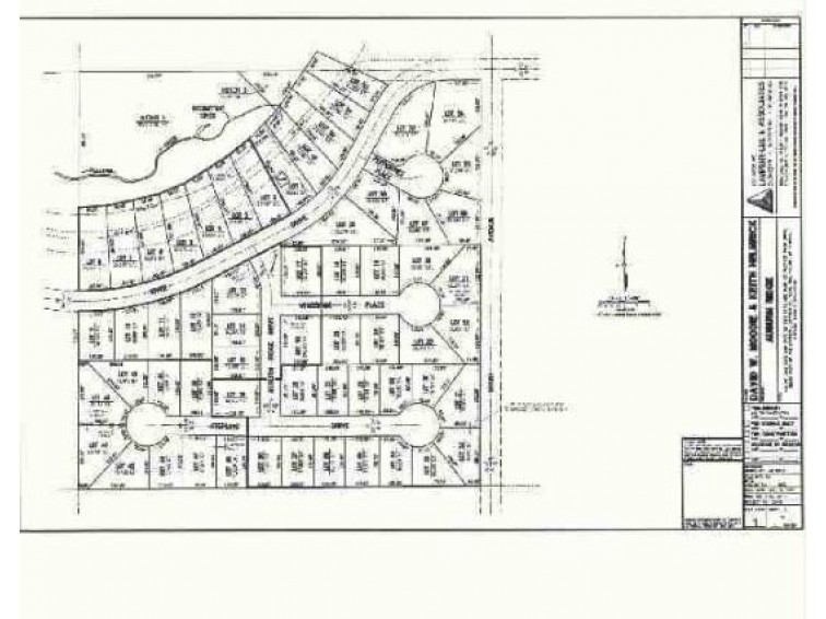 Lot 11 Auburn Ridge Subdivision, Plover, WI by Erbes Realty $47,900