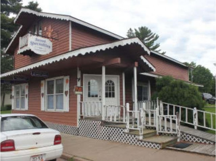5143n Main St S, Winter, WI by Birchland Realty, Inc - Park Falls $74,900