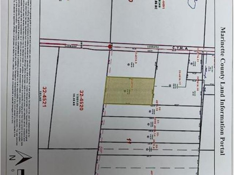 ON Roush Ln, Stephenson, WI by Shorewest Realtors - Northern Realty & Land $28,900