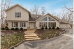 415 Deerpath West, Fontana, WI by Keefe Real Estate, Inc. $699,000