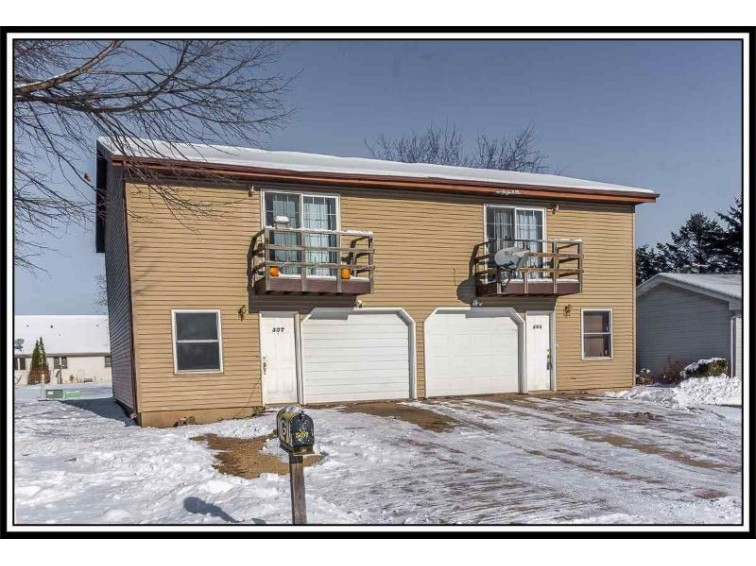 525 NORTHRIDGE Drive, New London, WI by Century 21 Ace Realty $99,900