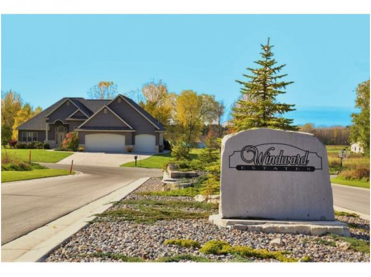 Aeolus Way, Fond Du Lac, WI by Roberts Homes and Real Estate $39,900