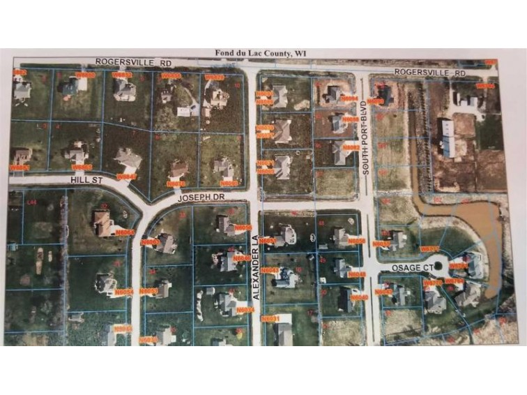 Southport Boulevard, Fond Du Lac, WI by Roberts Homes and Real Estate $29,900