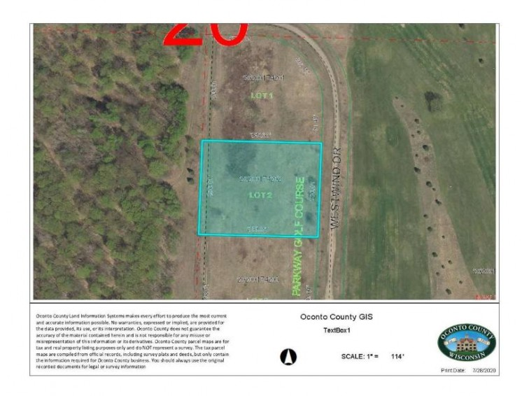 Westwind Drive, Pound, WI by Elysian Realty, LLC $15,000