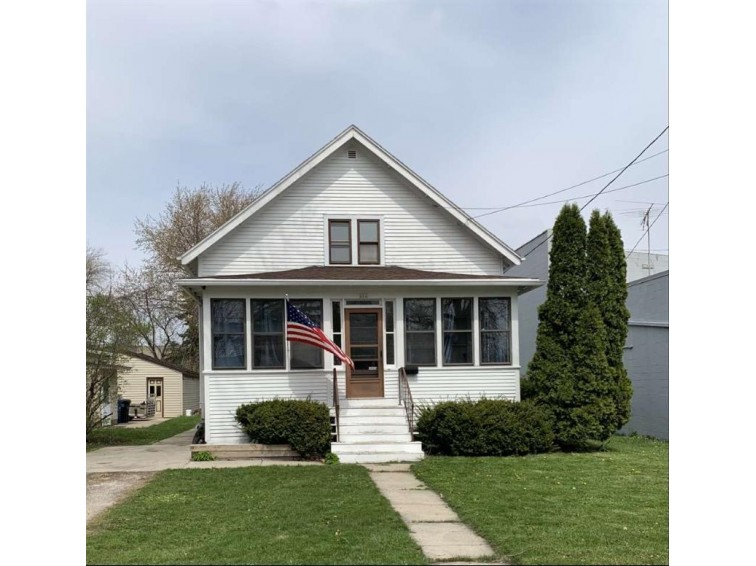 606 W 4th Avenue Oshkosh, WI 54902-5802 by First Weber Real Estate $104,900