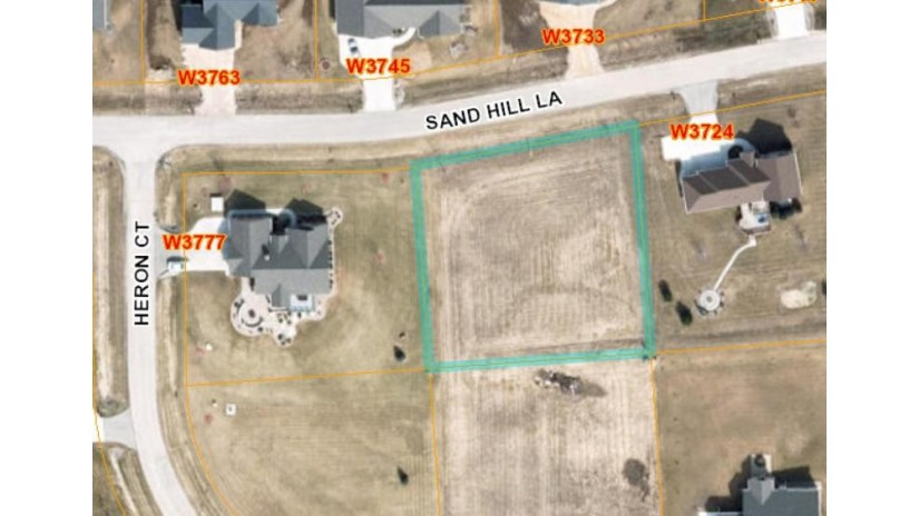 Lt33 Sand Hill Ln Taycheedah, WI 53049 by Adashun Jones Real Estate $34,900