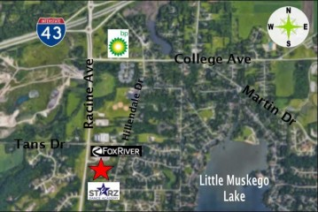 LT2 Racine Ave, Muskego, WI 53150