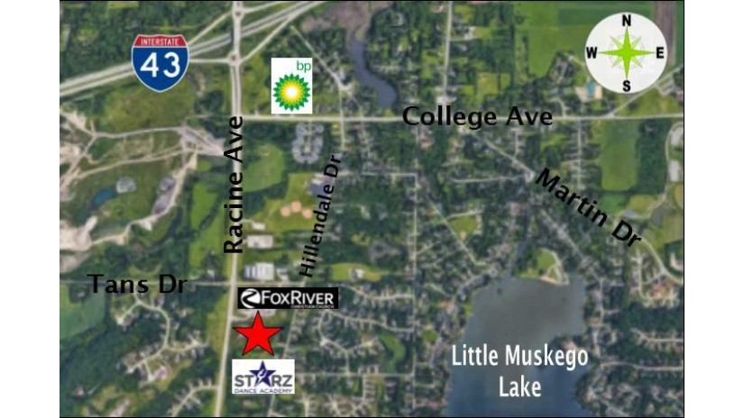 Lt2 Racine Ave Muskego, WI 53150 by Anderson Commercial Group, LLC $299,000