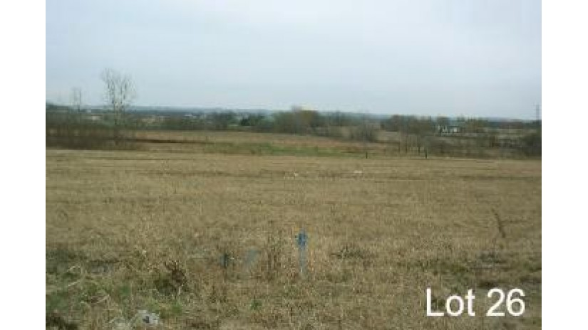 Lt26 Eastview Dr Sharon, WI 53585 by Keefe Real Estate, Inc. $25,000
