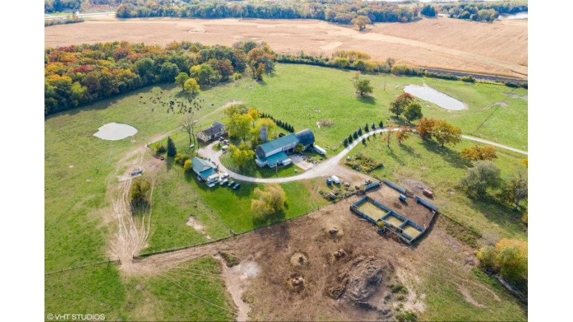 31807 60th St Wheatland, WI 53168-9557 by Coldwell Banker Real Estate Group $1,000,000