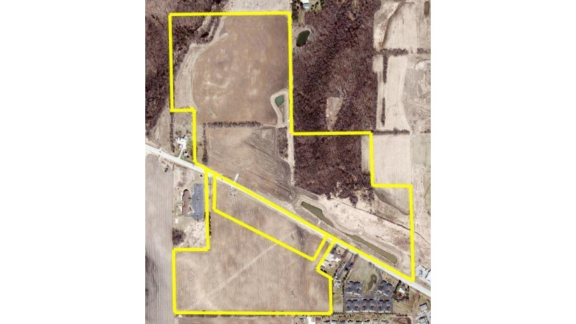 Lt0 State Highway 33 Saukville, WI 53080 by Point Real Estate $1,400,000