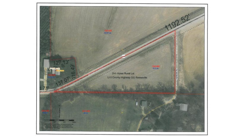 Lt0 County Highway Gg Portland, WI 53579-0000 by Unified Jones Auction & Realty, LLC $49,900