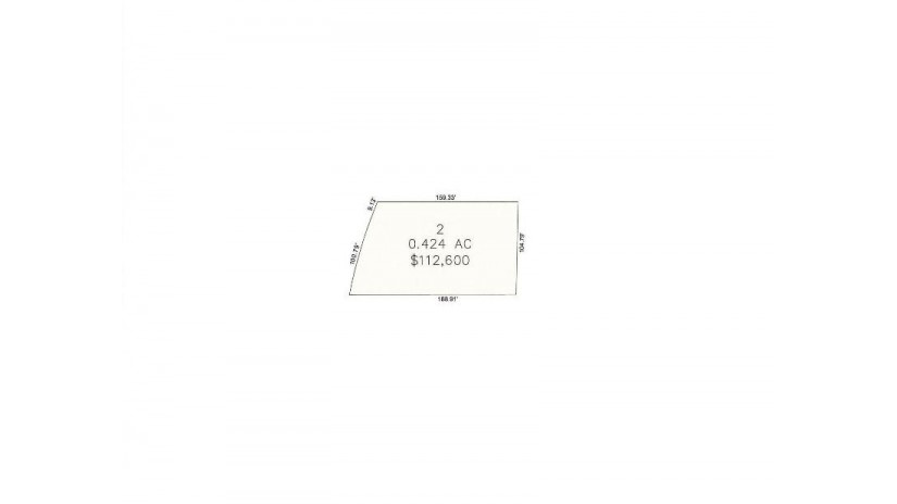 Lot 2 The Clearings Kohler, WI 53044 by Village Realty & Development $112,600