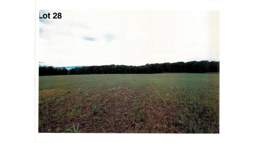 Lot 28 The Clearings Kohler, WI 53044 by Village Realty & Development $84,700