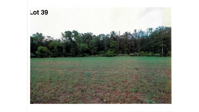 Lot 39 The Clearings Kohler, WI 53044 by Village Realty & Development $202,000