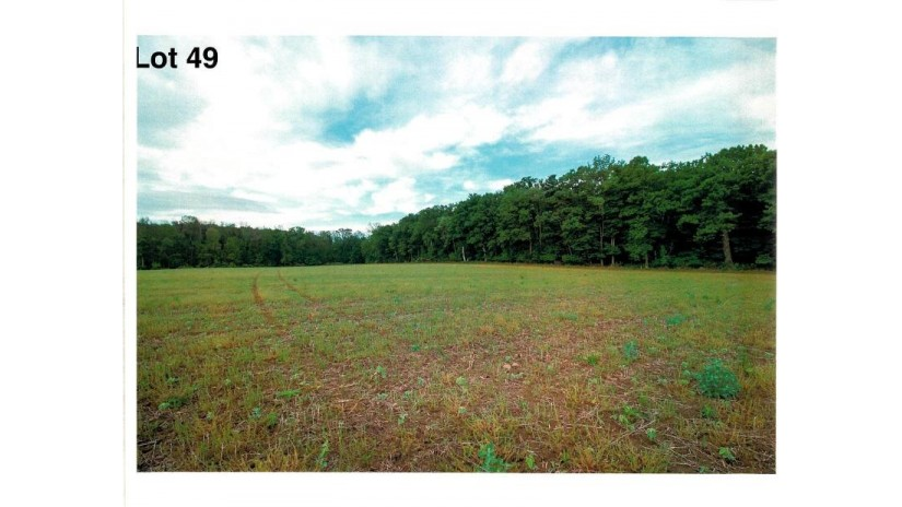 Lot 49 The Clearings Kohler, WI 53044 by Village Realty & Development $149,700