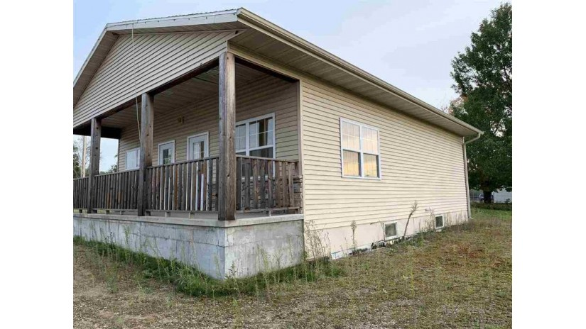 103 Clark Street Hatley, WI 54440 by Smart Move Realty $124,900