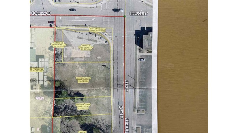 0 East Lot 4 Abbotsford, WI 54405 by Rj Stockwell Inc $100,000